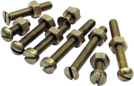 Assorted BA Screws