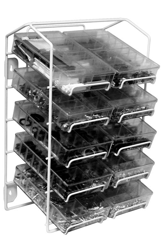 Display Racks and Boxes