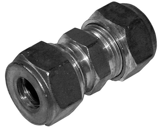 Brass Equal Connectors